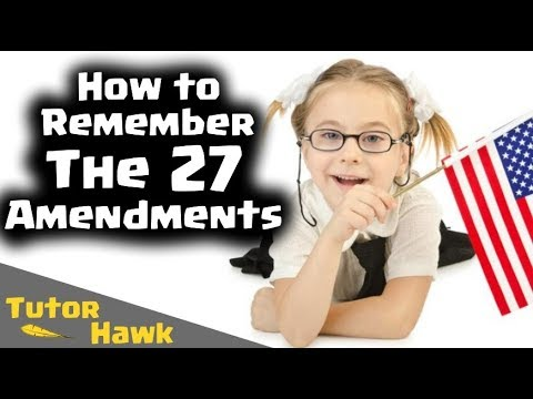Homework help with the amendments