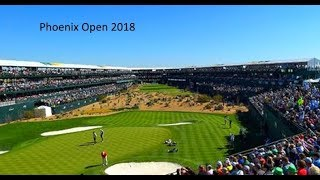 Waste Management Phoenix Open 2018 Scottsdale AZ