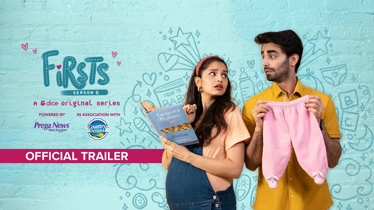 Download Dice Media | Firsts Season 6 | Web Series | Official Trailer | Ft. Tara Alisha Berry & Karan Jotwani