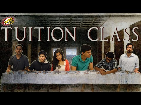 Indian Tuition Class | Take 900 POV