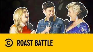 Kiri Pritchard-McLean & Brennan Reece with Harriet Kemsley | Post Roast | Roast Battle
