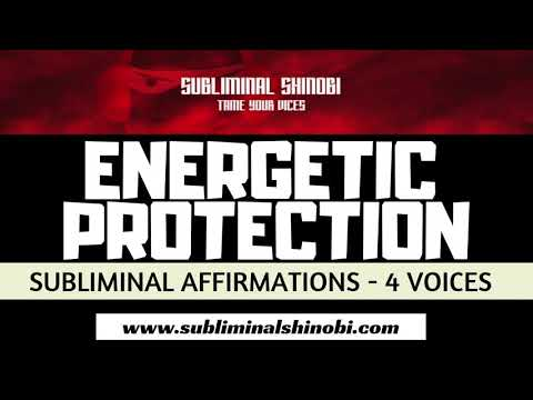 Repeat Energetic Protection - Shield Yourself from Curses