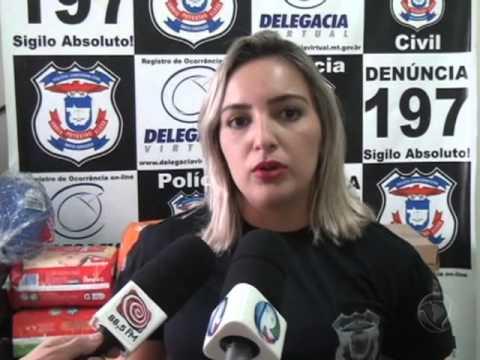 Polícia Civil Recolhe Doações Para Criança Vítima De Abuso Sexual Em Confresa