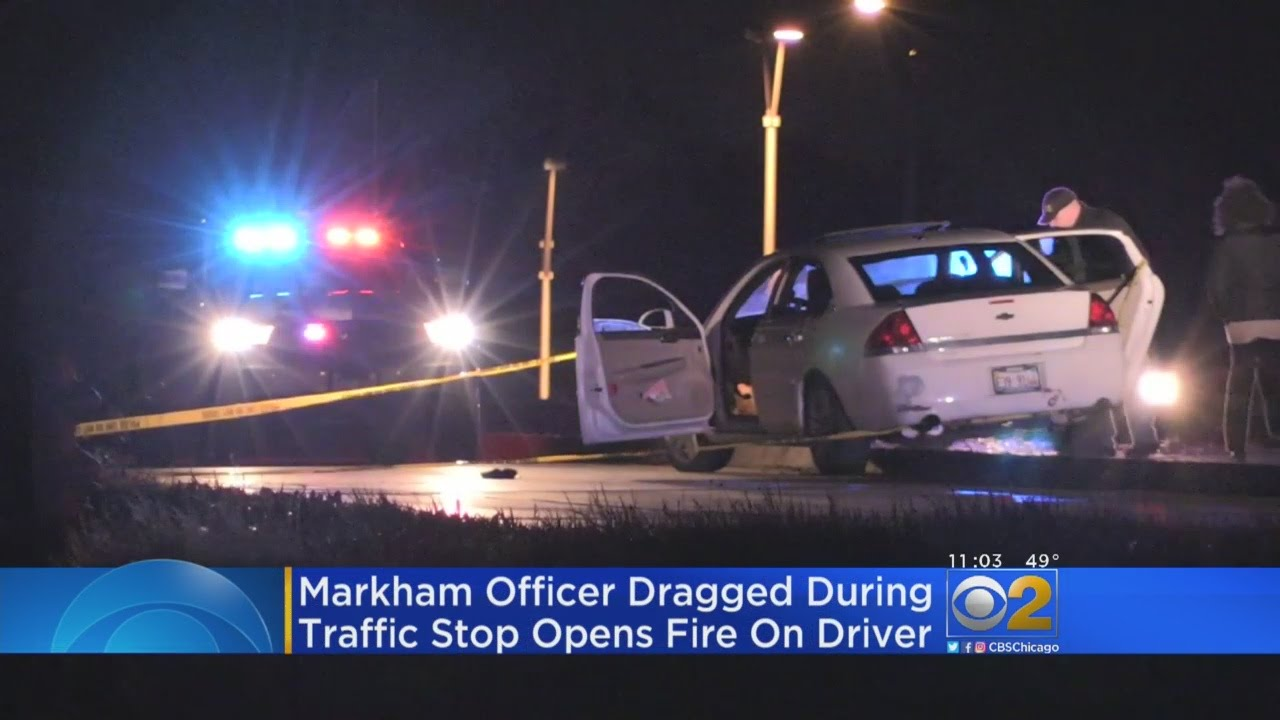Markham Cop Shoots Driver Who Dragged Him While Fleeing Traffic Stop