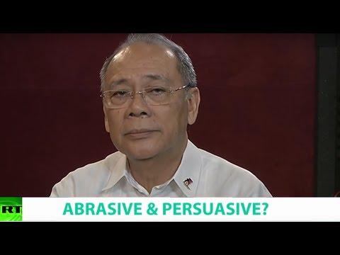 ABRASIVE & PERSUASIVE? Ft. Ernesto Abella, Philippine Presidential Spokesperson