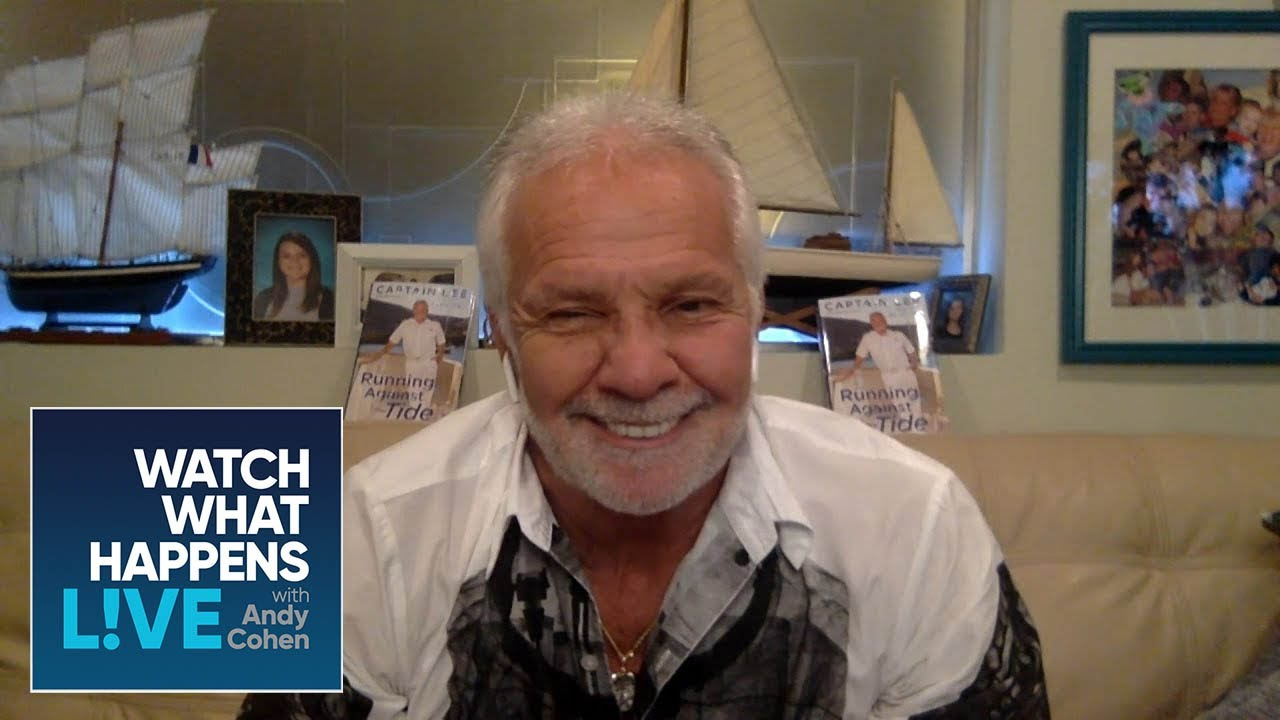 Capt. Lee Rosbach Chooses Which Yachties He'd Keep | WWHL