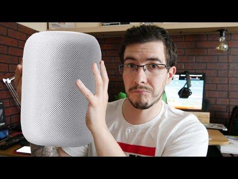 Колонка Apple HomePod