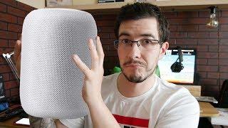 Apple HomePod - первое впечатление