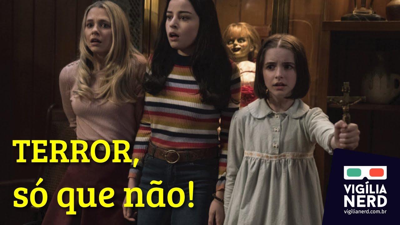 Annabelle 3: De volta para Casa - Review com Spoilers