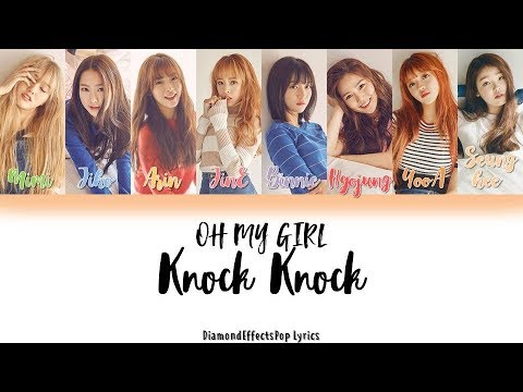Oh My Girl – Knock Knock