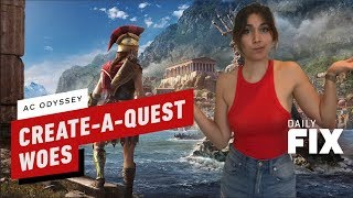 Assassin's Creed Is Banning Some Player-Made Quests - IGN Daily Fix
