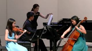 JCM-IE Season 2016-17 Final Concert: Beethoven Piano Trio in E flat Major, Op. 11