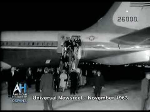 1963 Universal Newsreel: President Assassinated