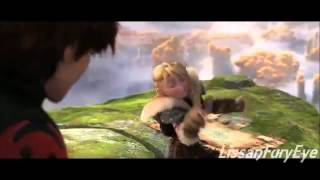 استريد ♥ حازوقة  hiccup & Astrid 2   YouTube