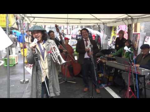 The 15th Shinjuku Trad Jazz Festival(一日目) まゆみニューオリンズ・セッション 1/2