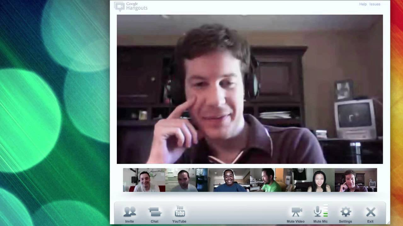 Image result for google hangout video call