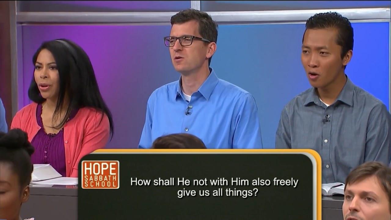 Hope Sabbath School: Lesson 5 - The Faith of Abraham (4th Qtr 2017)