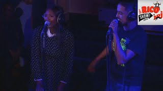 Lartiste feat. Awa Imani - Chocolat (live) - Le Rico Show sur NRJ