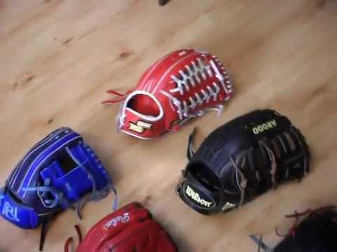 Baseball Gloves for Sale deals by Garrett Gagnon