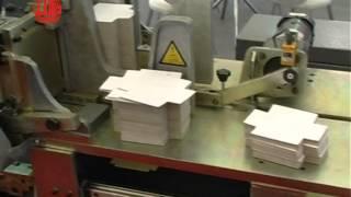 Автоматическая линия по производству коробок без проклейки углов ZK 320(, 2014-02-11T06:32:24.000Z)