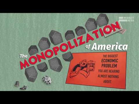 The Monopolization of America | Robert Reich