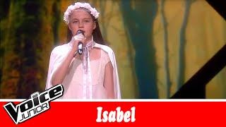 Isabel synger  Sia – 'California Dreamin' – Voice Junior   Finale