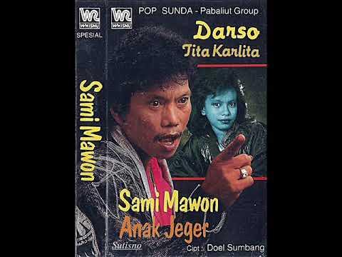 Darso  Sami Mawon (Pop Sunda Tahun 90an)