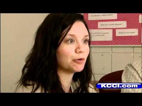 Middle School Drops Letter Grades