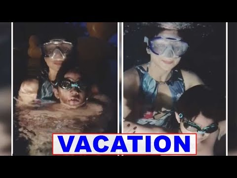 Shilpa Shetty teaches son Viaan the tricks of breathing underwater on their Phuket holiday Mp3