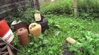 Восстановление картофелекопалки часть 5
