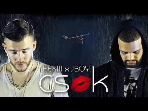 HEKIII x JBOY - CSÓK (Official Music Video)