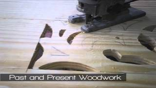 Past And Present Woodwork™ Cutting Fret Work