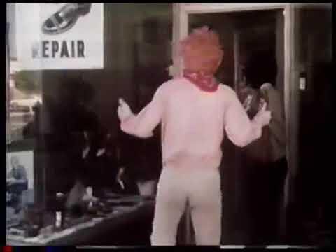 Larry David on Fridays TV Show 1981 Mr  Doody #1