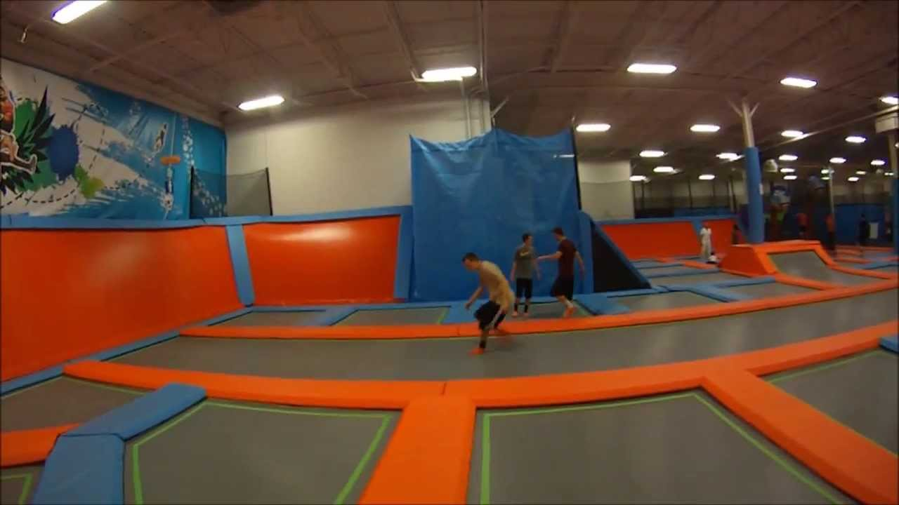 air trampoline sports ronkonkoma tricks youtube. Black Bedroom Furniture Sets. Home Design Ideas