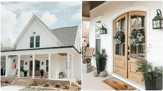 NEW Farmhouse Home Tour // Farmhouse Home Inspiration // Decorating Ideas