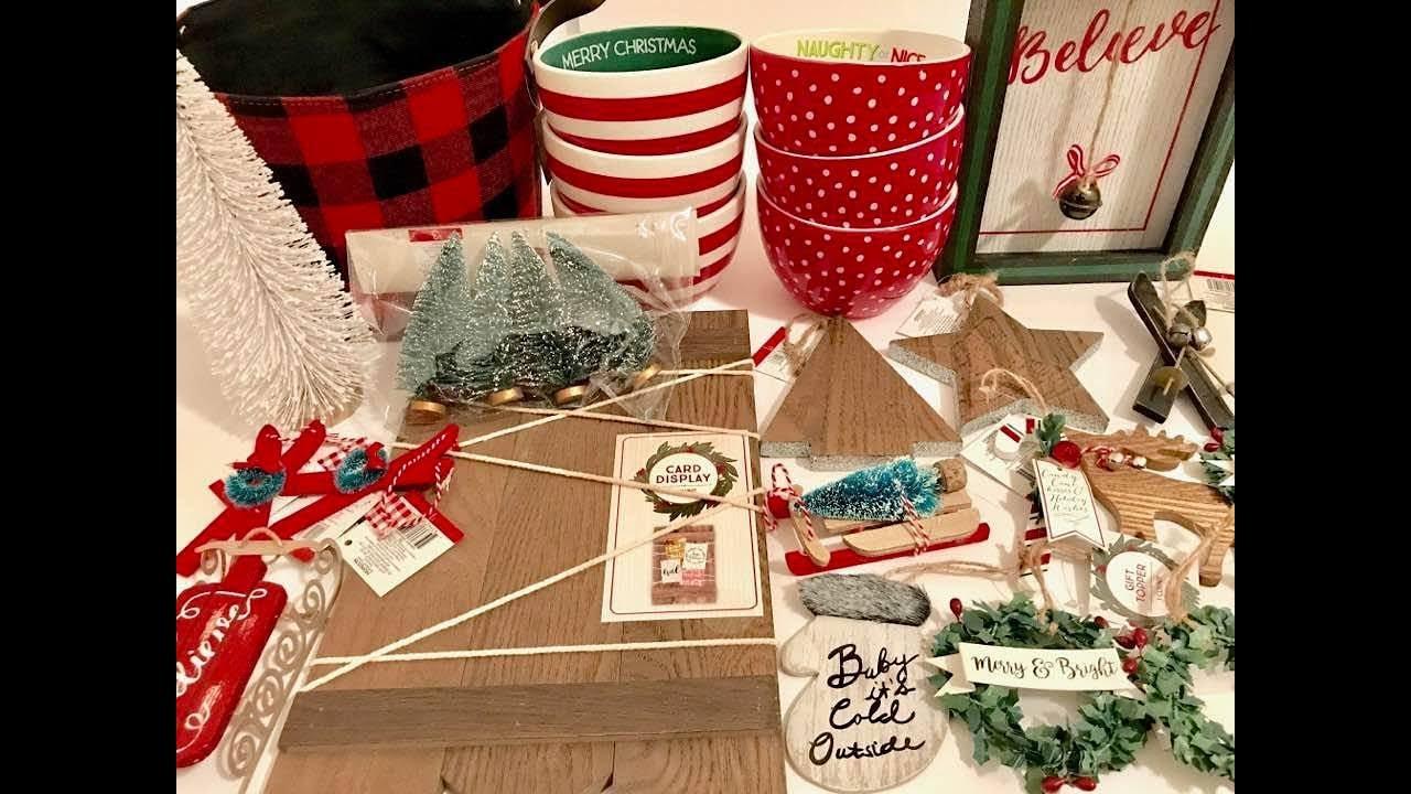 Huge Target Dollar Spot Bullseye Playground Winter Christmas Haul