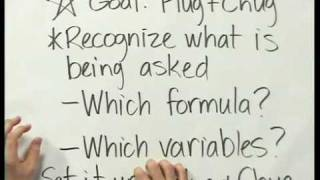CFA Exam Prep: Level 2 Problem Solving: Quantitative Methods