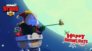 Brawl Stars: Happy Brawlidays!