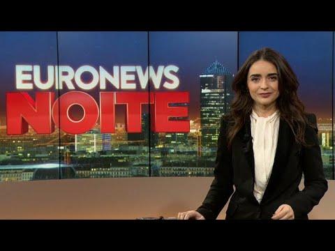 Euronews Noite 16.01.2019
