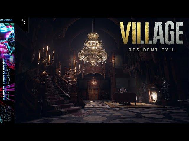 Resident Evil Village | #5 Bosskampf & Zu Viele Dates Mit Zu Vielen Ladies  ☬ PC [Deutsch]