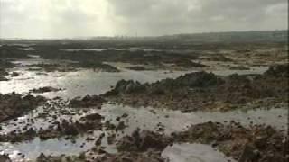 Walk to Seymour tower Jersey Channel islands