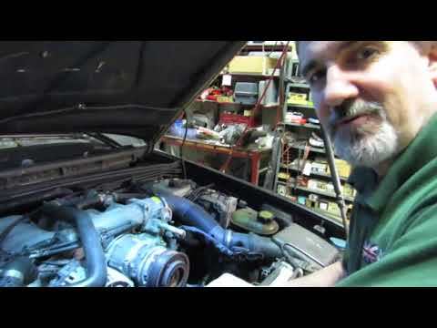 Discovery Series 2 BOSCH Head Gasket DIY Replacement Part 1