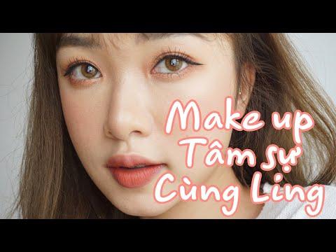 MAKE UP & TÂM SỰ CÙNG LING | LINGMAKEUP