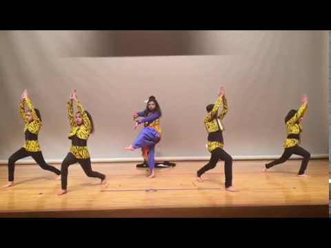 Shiv Tandav Dance