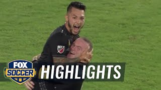 Wayne Rooney makes a perfect assist for Luciano Acosta's second goal | 2018 MLS Highlights