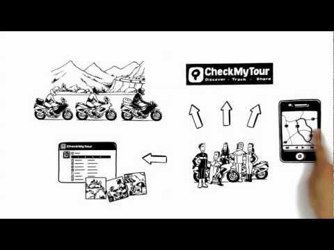 The SimpleShow explains CheckMyTour