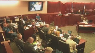 James Holmes' sister cries as testifies about finding out he was gunman in Aurora theater shooting