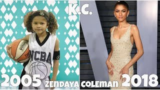 K.C. Undercover Before and After they Were Famous