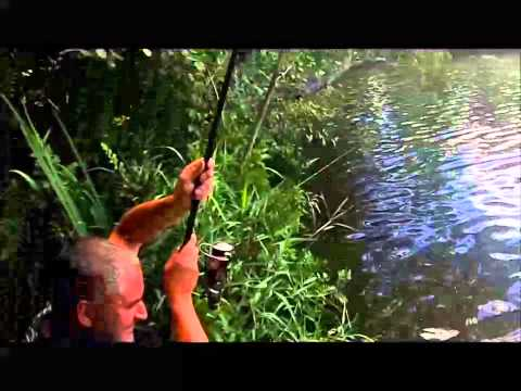 Fishing In France Catching A Carp Blavet Valley Lakes Brittany