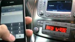 How To Connect Mobile Phone Via Bluetooth To Ford Mondeo